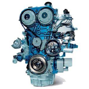 2010 Ford Ecoboost 1,6L engine