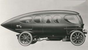 Alfa Romeo 40 60HP Aerodinamica 1914