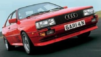 Sensational Audi quattro