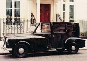 Austin FLM Panelcraft Taxi 1965