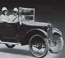 Austin Seven 1920