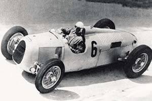 Auto Union Type C 1935
