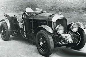 Bentley 4,5 liter Blower 1929