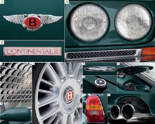 Bentley Continental R 1991-2003 exterier