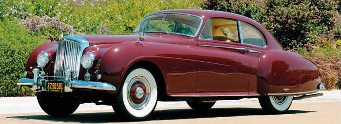 Bentley R-type Continental, 1952
