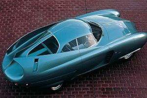 Bertone Alfa Romeo BAT 7 1954