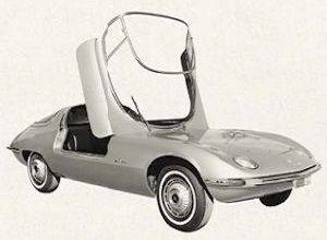 Bertone Testudo 1963