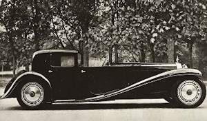 Bugatti Type 41 Royale 1926