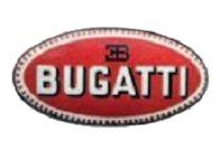 Bugatti logo from 1910