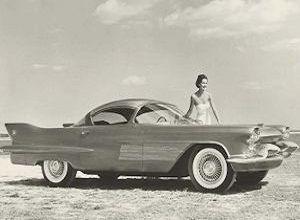 Cadillac El Camino 1954