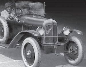 Citroën 5CV 1920s