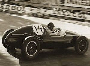 Cooper T43-45 Climax 1958