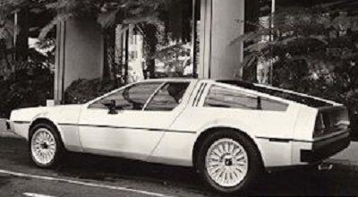 Delorean DMC 12 1979