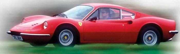 Dino Ferrari 246GT 1968