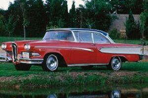 Edsel Pacer 1957