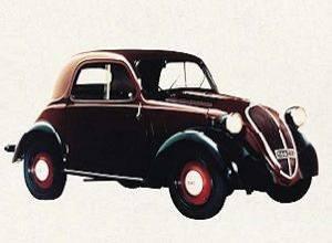 Fiat 500 Tipo Corsa 1938