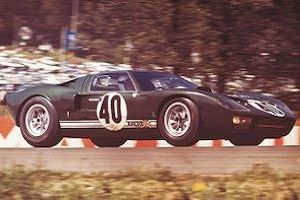 Ford GT40 1964