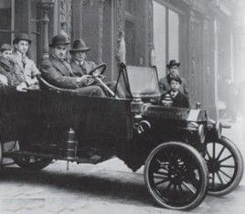 Ford Model T 1908-27