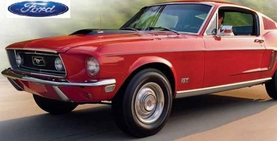 Ford Mustang Cobra Jet 428