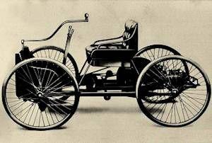 Ford Quadricycle 1896