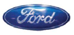 Ford logo introduced 1927