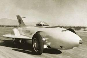 General Motors Firebird XP21 1954