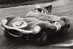 Jaguar D Type 1954