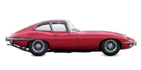 Jaguar E-Type 1961