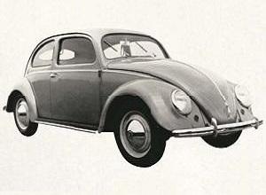 KDF-Wagen Volkswagen 1939