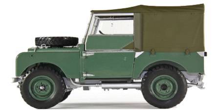 Land Rover Series 1 1948