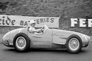 Masserati 250F 1954