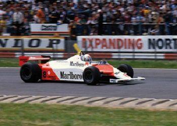 McLaren MP4-1 1981