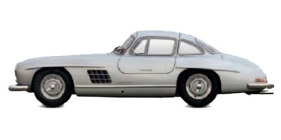 Mercedes Benz 300SL 1954