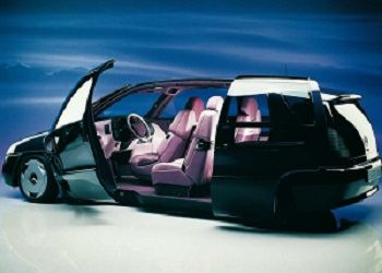 Mercedes Benz F-100 1991