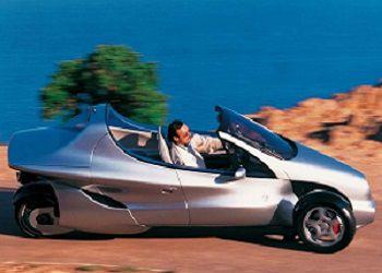 Mercedes Benz F300 Life Jet 1997