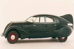 Peugeot 402 Andreau 1936