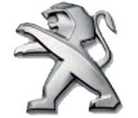 Peugeot logo introduced 2002