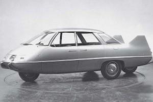 Pininfarina X 1960