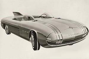 Pontiac XP 200 Club De Mer 1956