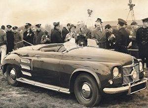 Rover Jet 1 1950