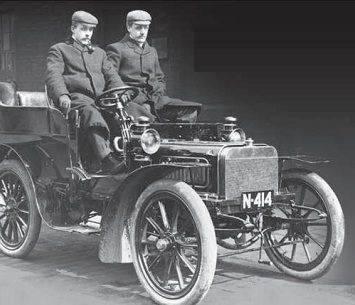 Royce 10hp car 1904