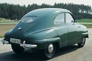Saab 92 1949