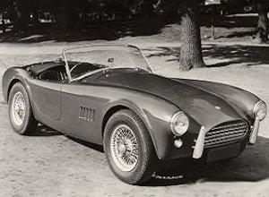 Shelby AC Cobra 1962
