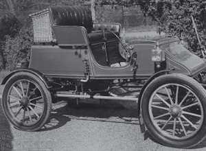 Stanley Steamer 1901