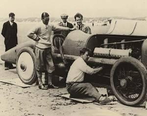 Sunbeam 350HP 1924