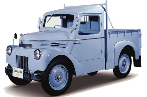 Tama-truck variant