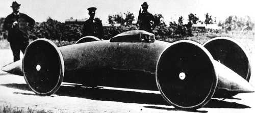 The Baker torpedo