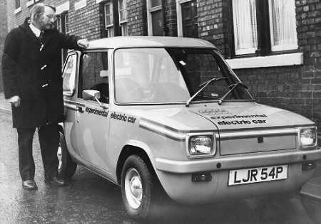 The Enfield 1976