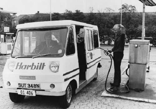 The Harbilt electric vehicles