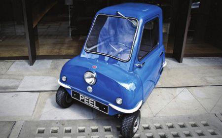 The Peel P50